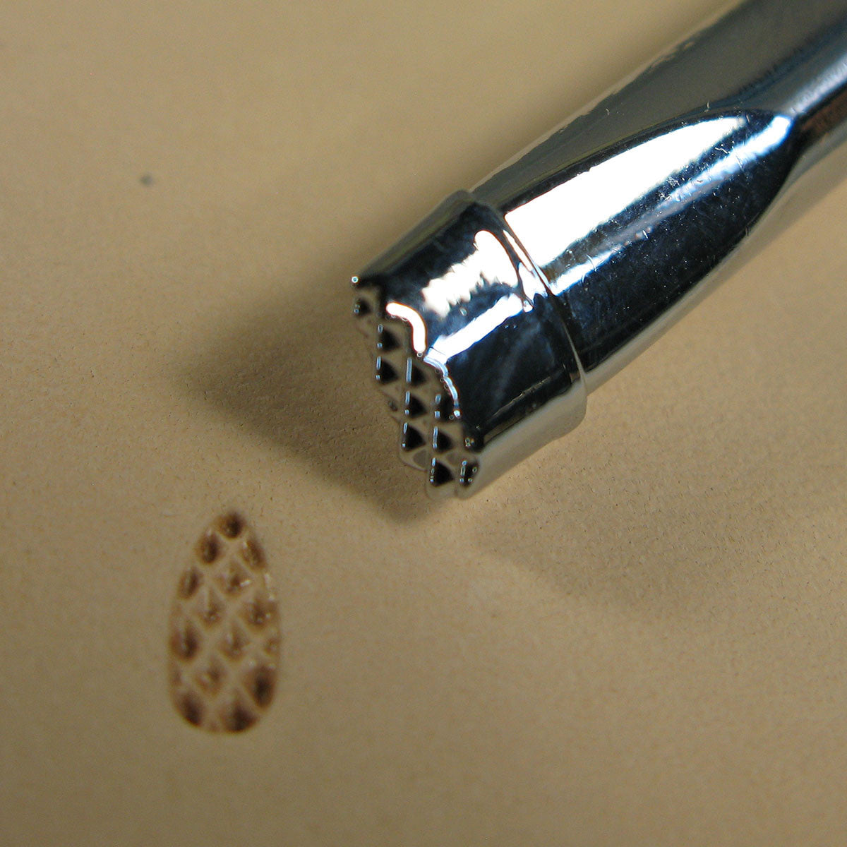Image of A888 - A888 Background Leathercraft Stamp 6888-00