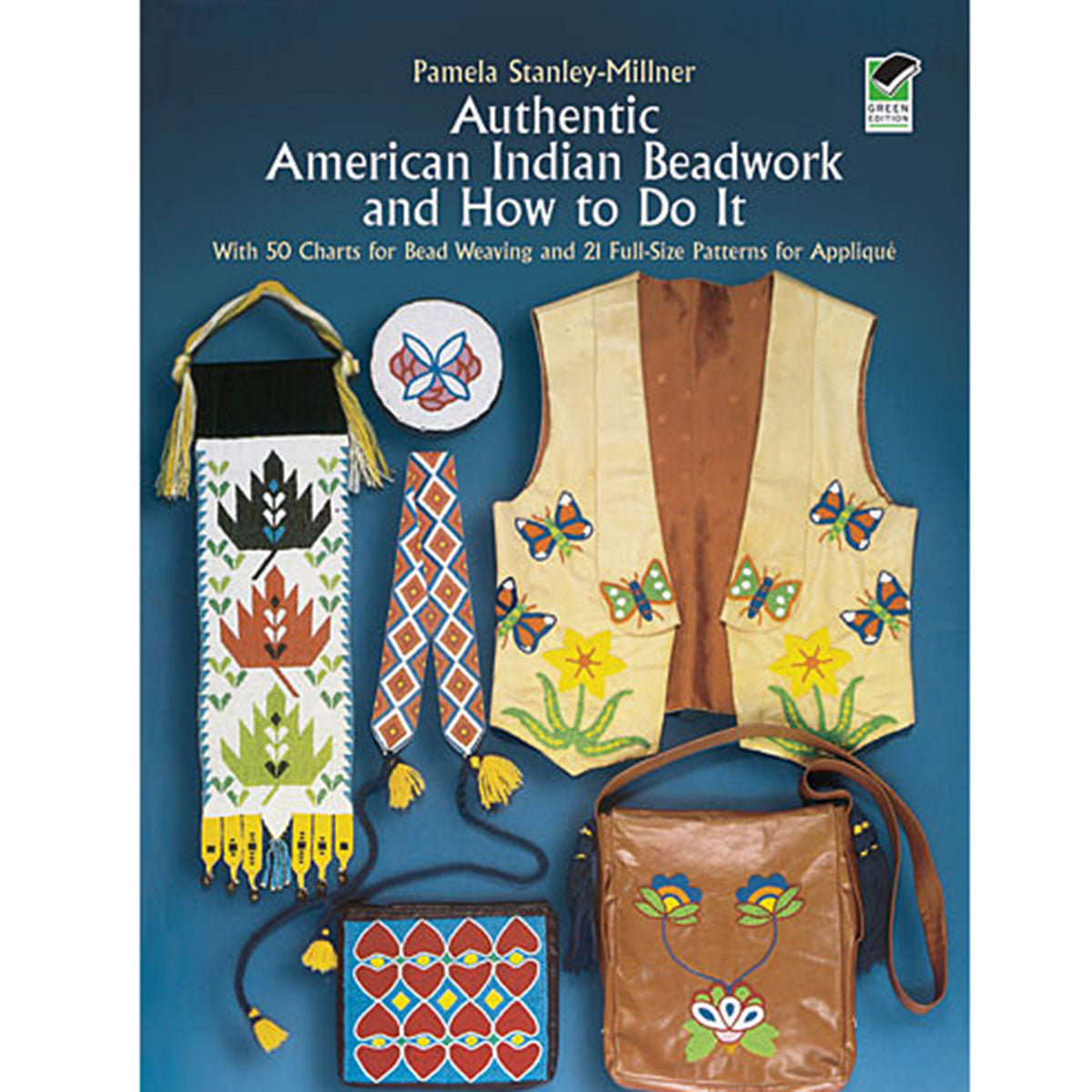 Image of 978-0-486-24739-7 - Authentic American Indian Beadwork and How to Do It: