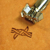 Image of BW2 - BW2 Two-Prong Barbed Wire Stamp