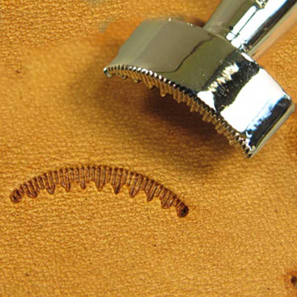 Image of BW8 - BW8 Veiner Leathercraft Stamp