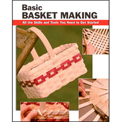 Image of 978-0-8117-3488-2 - Basic Basket Making
