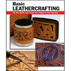 Image of 978-0-8117-3617-6 - Basic Leathercrafting