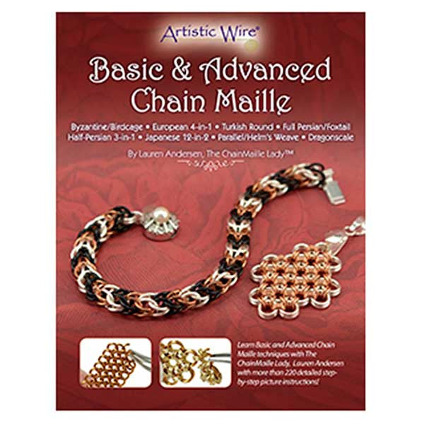 Image of JBKCHML03 - Basic & Advanced Chain Maille Book