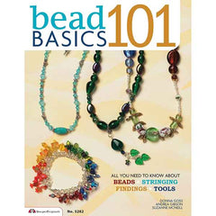 Image of 978-1-57421-592-2 - Bead Basics 101