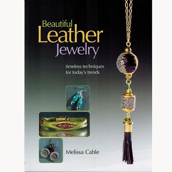 Image of 978-1-62700-065-9 - Beautiful Leather Jewelry