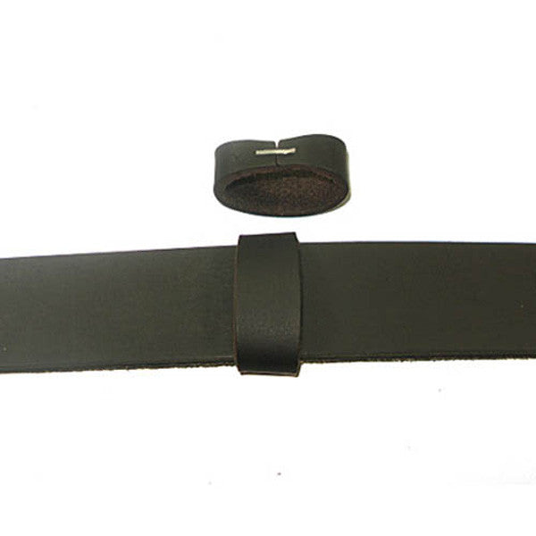 "Image of 18-4600-24 - Belt Keepers 1-1/2"" Black Buffalo"