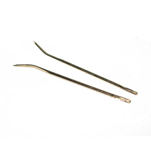 Bent Pack Needles