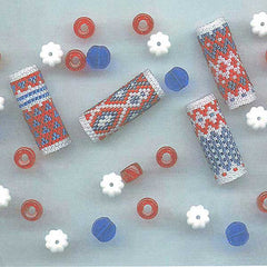 Image of 39-12 - Big Beaded Beads #1