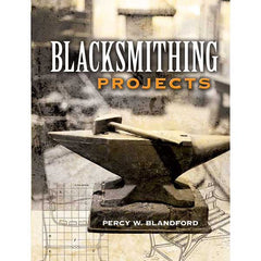 Image of 978-0-486-45276-0 - Blacksmithing Projects