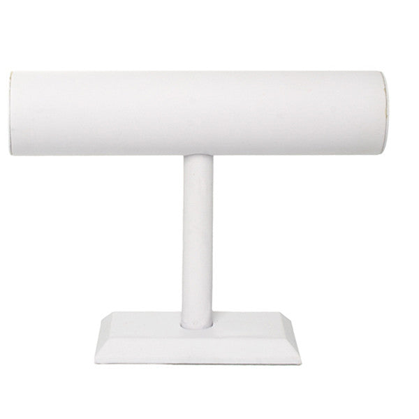 Bracelet Display Stand White
