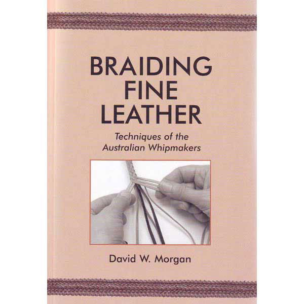 Image of 978-0-87033-544-0 - Braiding Fine Leather Book