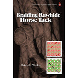 Image of 978-0-87033-629-4 - Braiding Rawhide Horse Tack Book