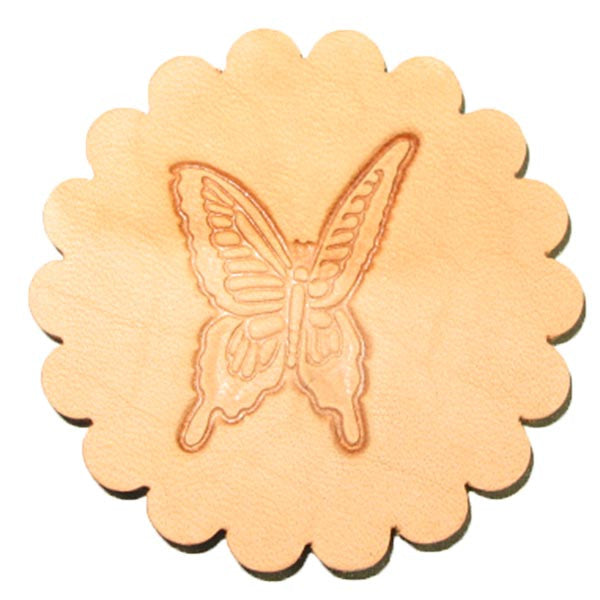 Image of 88335-00 - Butterfly 3-D Stamp 88335-00