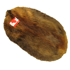 Image of 32-00142 - Canadian Beaver Pelt - 2XL