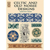 Image of 978-0-486-41229-0 - Celtic and Old Norse Designs
