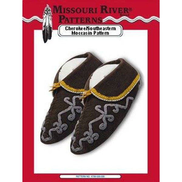 Image of 4799-500-021 - Cherokee / Southeastern Moccasins