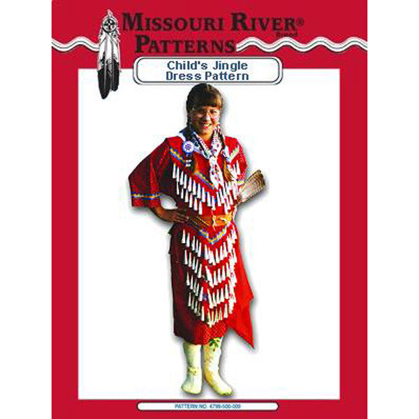 Child's Jingle Dress Pattern