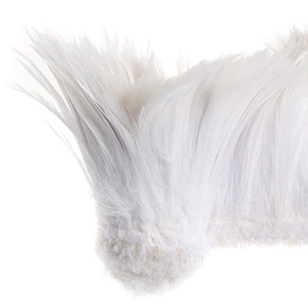 "Image of 78024030-00 - Coque Hackle 4"" - 6"" White"