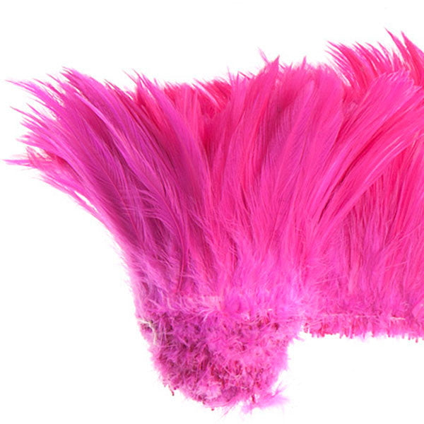 "Image of 78024030-07 - Coque Hackle 4"" - 6"" Pink"