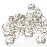 Image of 71420578 - Crow Beads Crystal Transparent  9mm 1000Pk