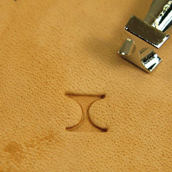 D444S Border Leathercraft Stamp 6444-00