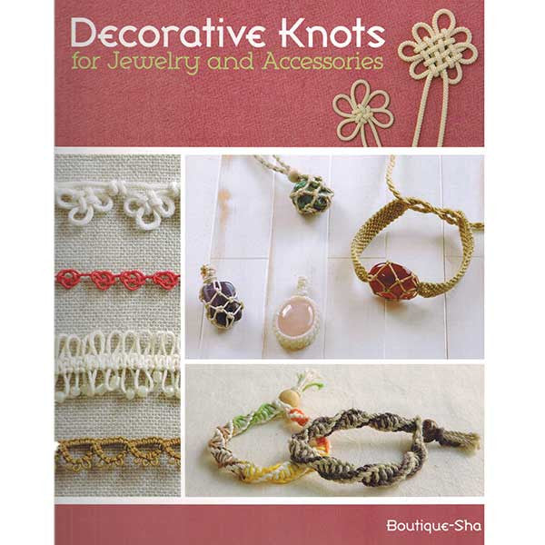 Decorative Knots for Jewelry and Accessories