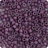 Image of 690DB00-0662V - Delica 11/0 RD Dark Mauve Opaque Dyed