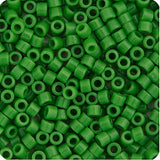 Image of 690DB00-0724V - Delica 11/0 RD Green Pea Opaque