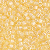 Image of 690DB00-1478V - Delica 11/0 RD Pale Apricot Transparent Luster