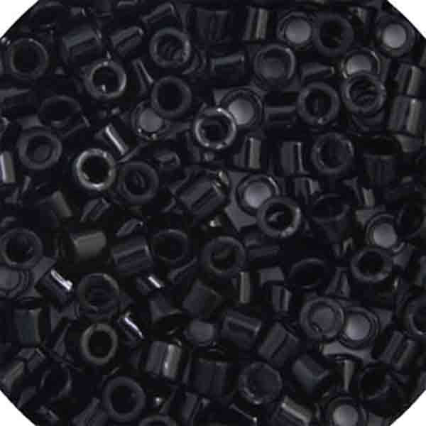 Image of 690DBS0-0010V - Delica 15/0 RD Black