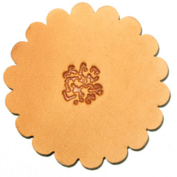 E294-03 Background Leathercraft Stamp 66294-03