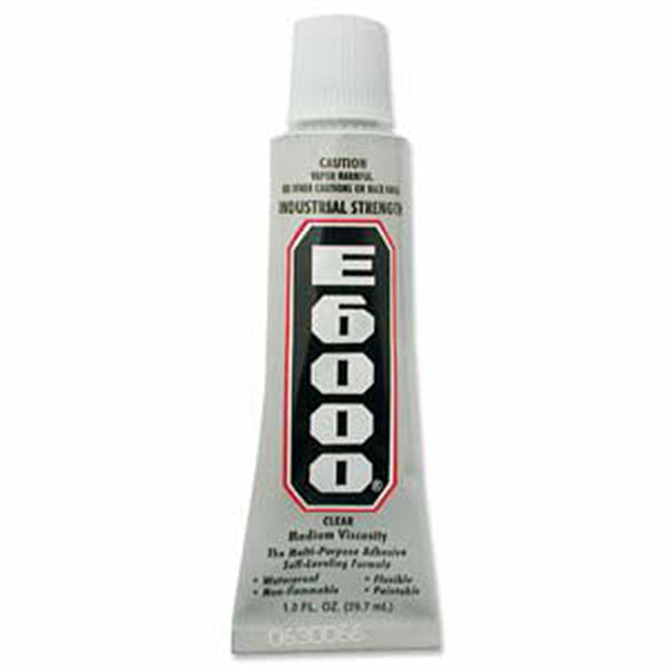 Image of 79-E6000-1 - E6000 Craft Adhesive - 1 Ounce Tube