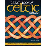 Image of 978-1-56523-314-0 - Great Book of Celtic Patterns Book