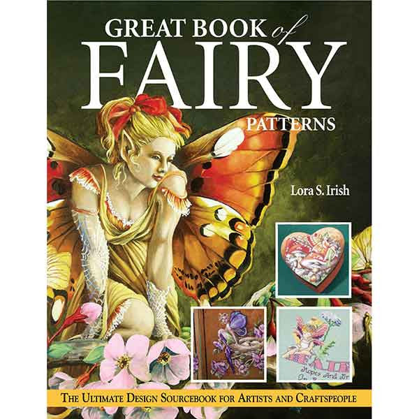 Image of 978-1-56523-225-9 - Great Book of Fairy Patterns Book