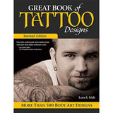 Image of 978-1-56523-813-8 - Great Book of Tattoo Designs