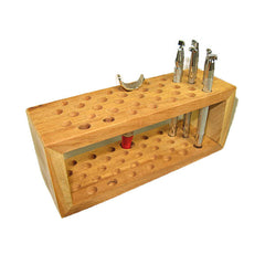 Image of 8123-01 - Hardwood Tool Rack  8123-01