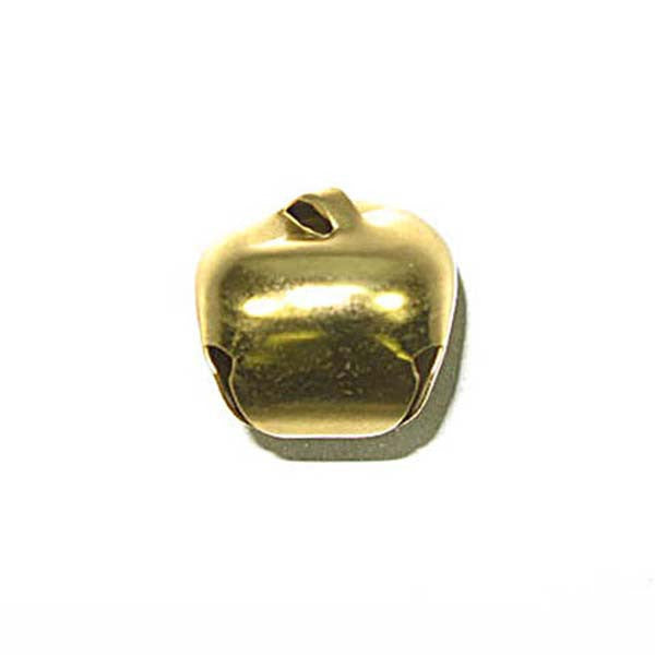 Image of 81021974 - Jingle Bells 25mm Round Gold 10 Pack