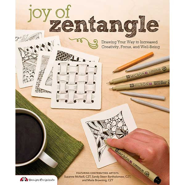 Image of 978-1-57421-427-7 - Joy of Zentangle
