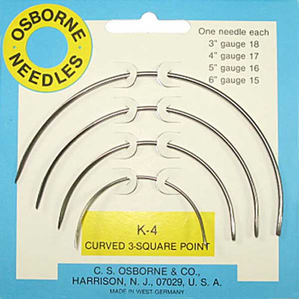 K-4 Needle Card - Osborne