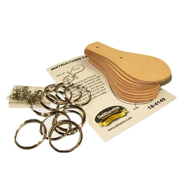 Key Fob Kit 10 Pack