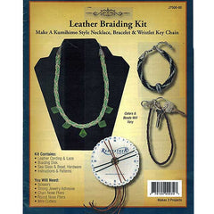 Kumihimo Leather Braiding Kit