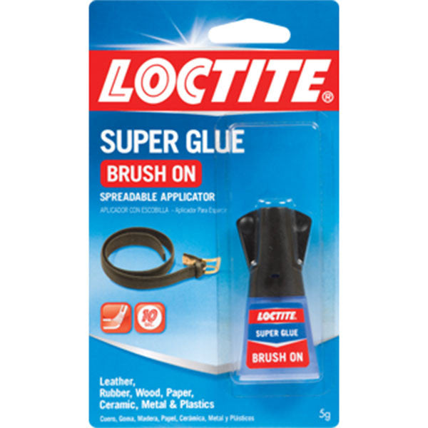 Loctite® Super Glue Brush On Spreadable Applicator 5g