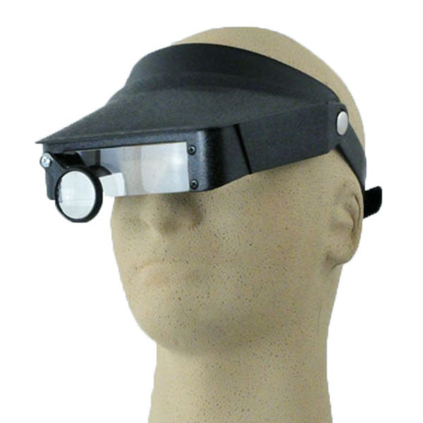 Magnifying Visor - Black