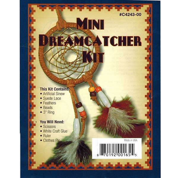 Mini Dreamcatcher Kit 3""