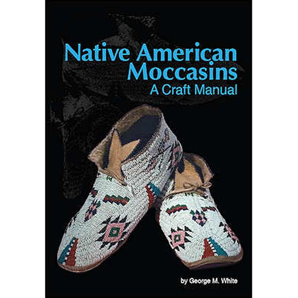Image of 4105-003-900 - Native American Moccasins : A Craft Manual