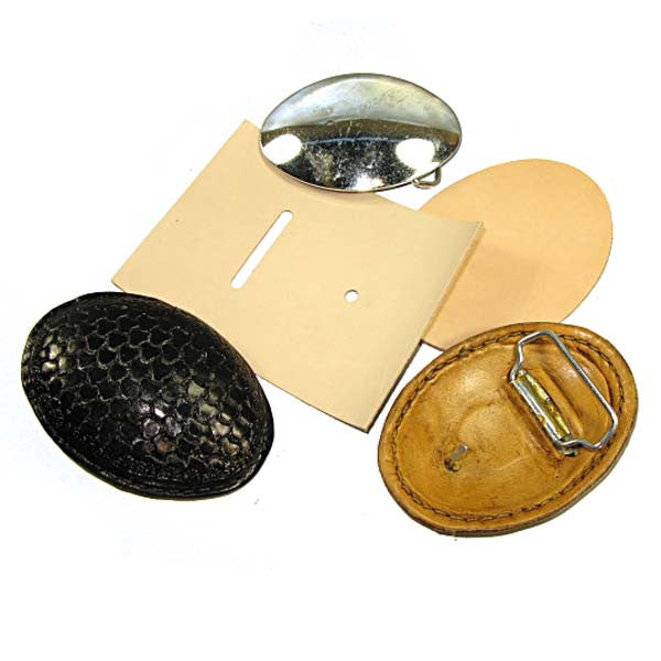 Oval Buckle Kit -1-1/2""