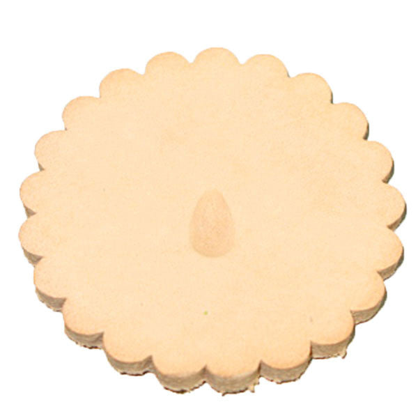 Image of P206 - P206 Pear Shader Leathercraft Stamp 6206-00