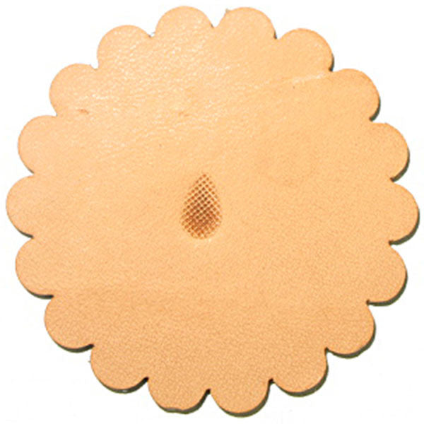 P975 Pear Shader Leathercraft Stamp 6975-00