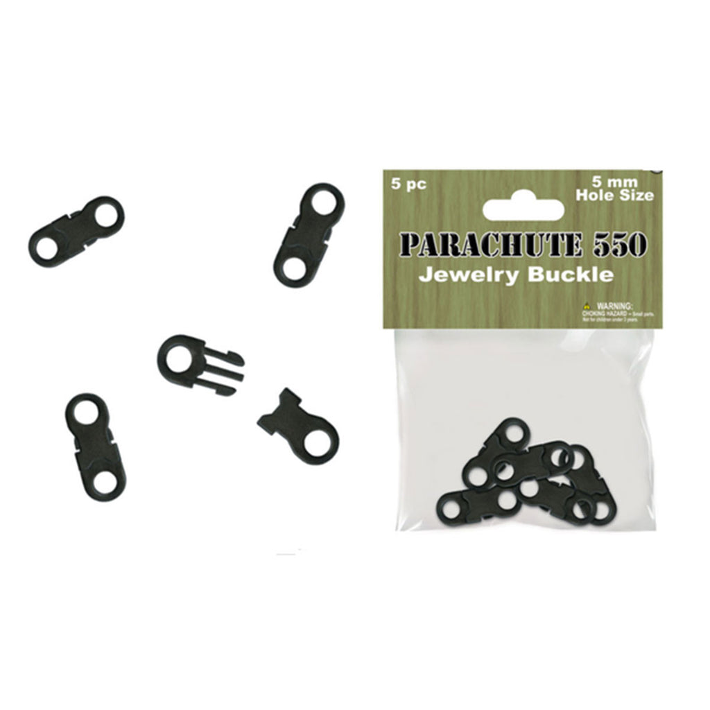 Paracord Jewelry Buckles 5 Pack