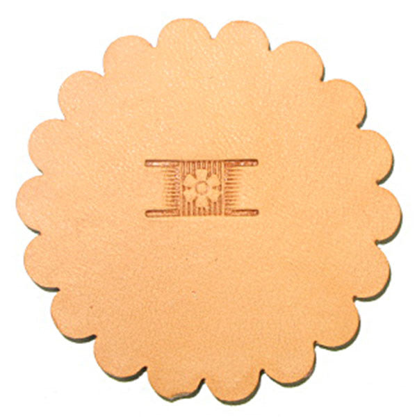 Image of PX006 - PX006 Basketweave Leathercraft Stamp